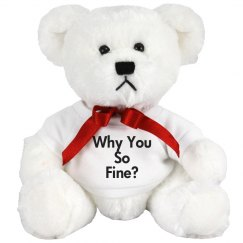 Why Bear-So Fine