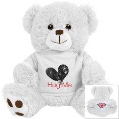 Tiger hug me