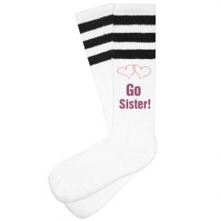 Go Sister Socks