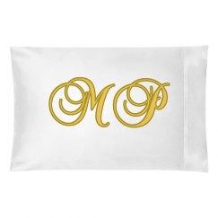 Initials Pillowcase