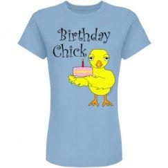 Birthday Chick Text