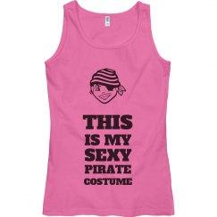 Sexy pirate tank