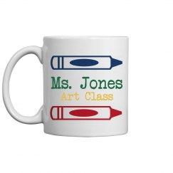 Art Class Mug