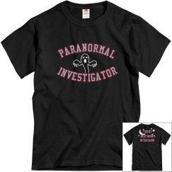 Paranormal Investigator Dark