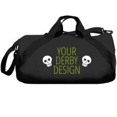 Custom Roller Derby Sports Bag
