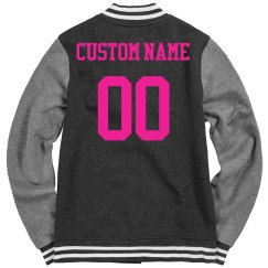 Custom Roller Derby Jacket For Her