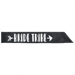 Bride Tribe Bridesmaid Sash