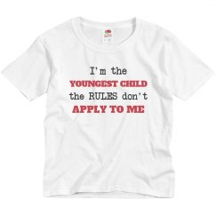 Youngest Child Tee