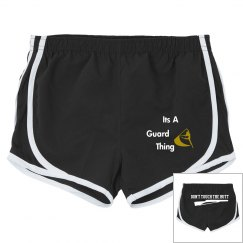Its a guard thing shorts