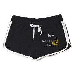 Its a guard thing shorts