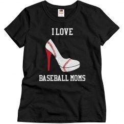 I love baseball moms