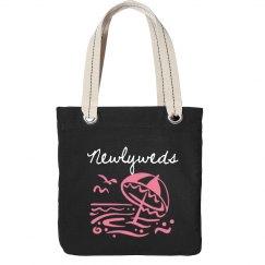 Newlywed Beach Bag