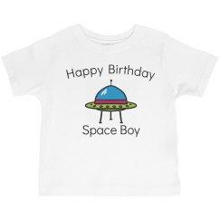 Happy birthday space boy
