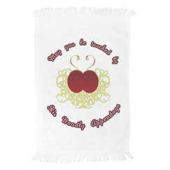 Be Touched spirit towel