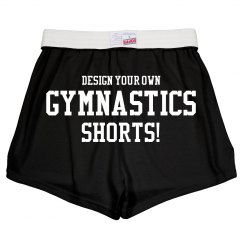 Design Your Own Gymnastics Shorts