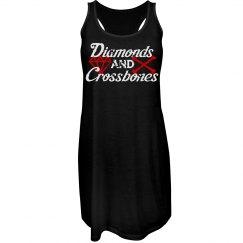 D/C (Red Logo) - Dress