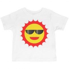 Cool Sun Toddler Tee