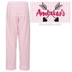 Andrew Valentine Pajamas
