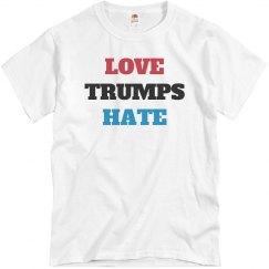Love Trumps Hate Political Shirt