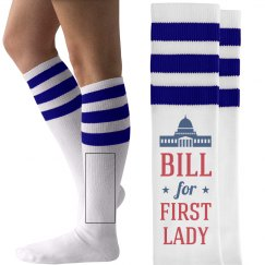 Bill For First Lady Hillary 2016