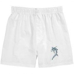Sharked Boxer Shorts