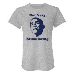 Obama Not Stimulating