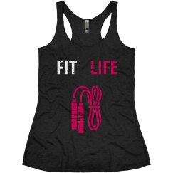 Rope Fit Life Tank