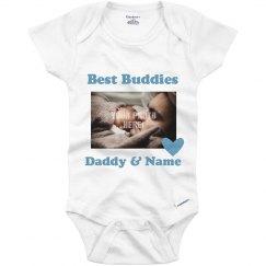Best Buddies Custom Father's Day