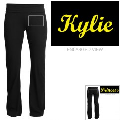 Kylie, yoga pants