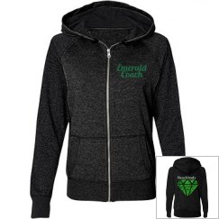 Emerald Coach Jacket