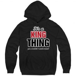 it's a King thing