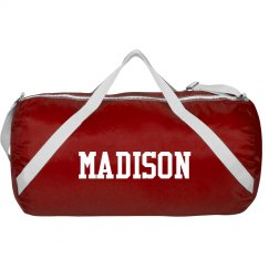 Madison sports roll bag
