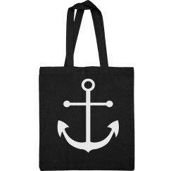 Trendy Anchor Sailor Bag