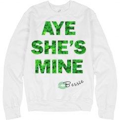 Aye Shes Mine St Patricks