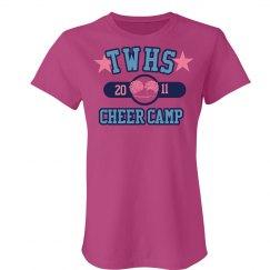 Cheer Camp Tee