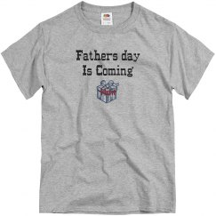 Fathers day coming