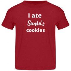 I Ate Santa's Cookie
