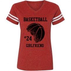 Basketball Girlfriend Jersey