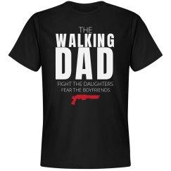 The Walking Dad Parody