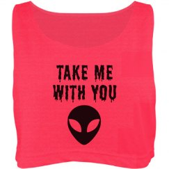 Take Me With You: Grunge Top