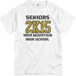 Grey Seniors 2K15 IMHS