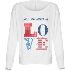 All You Need Long Sleeve