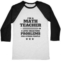 Creating Math Problems