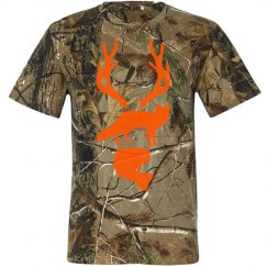 Camo Outdoors Shirt