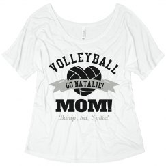 Trendy Volleyball Mom Shirts to Customize!