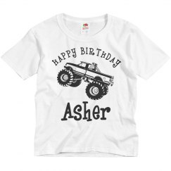 Happy Birthday Asher!