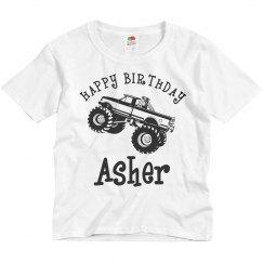 Happy Birthday Asher!