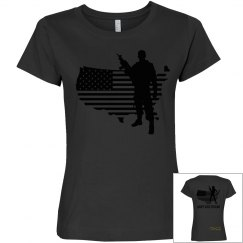 Army Girlfriend outline