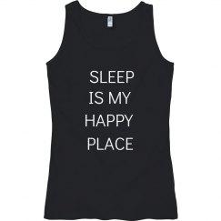 Sleep is my happy place