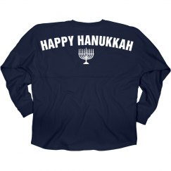 Hanukkah Menorah Gameday Jersey